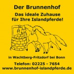 Logo Islandpferdepension Brunnenhof